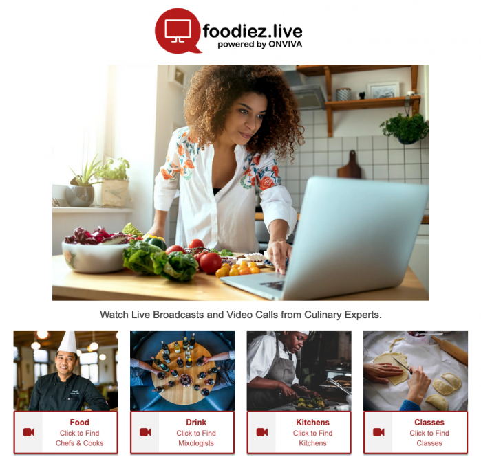 Foodiez Live Sept 2020