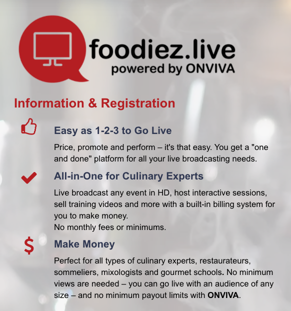 Foodiezlive Information
