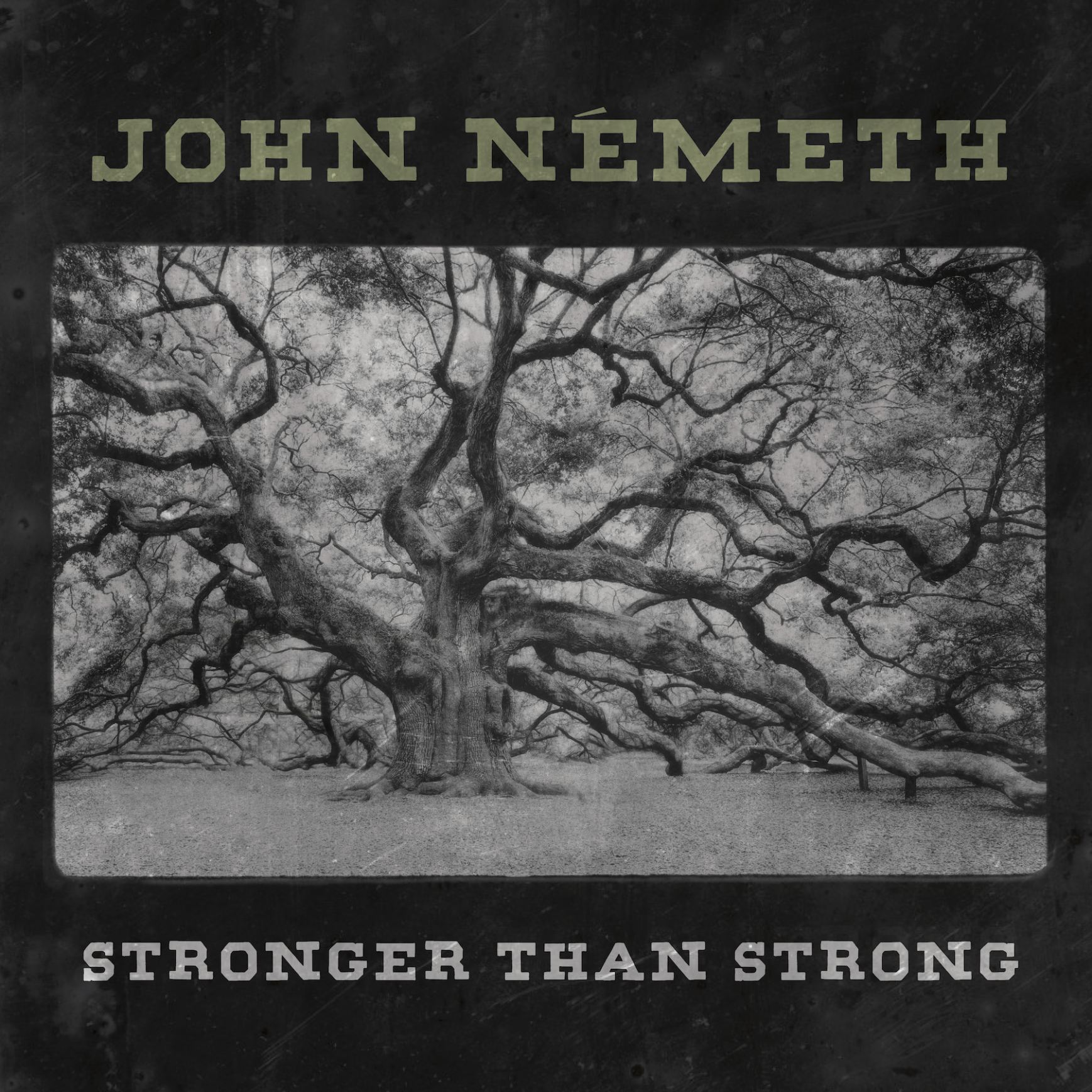 John Németh - Stronger Than Strong