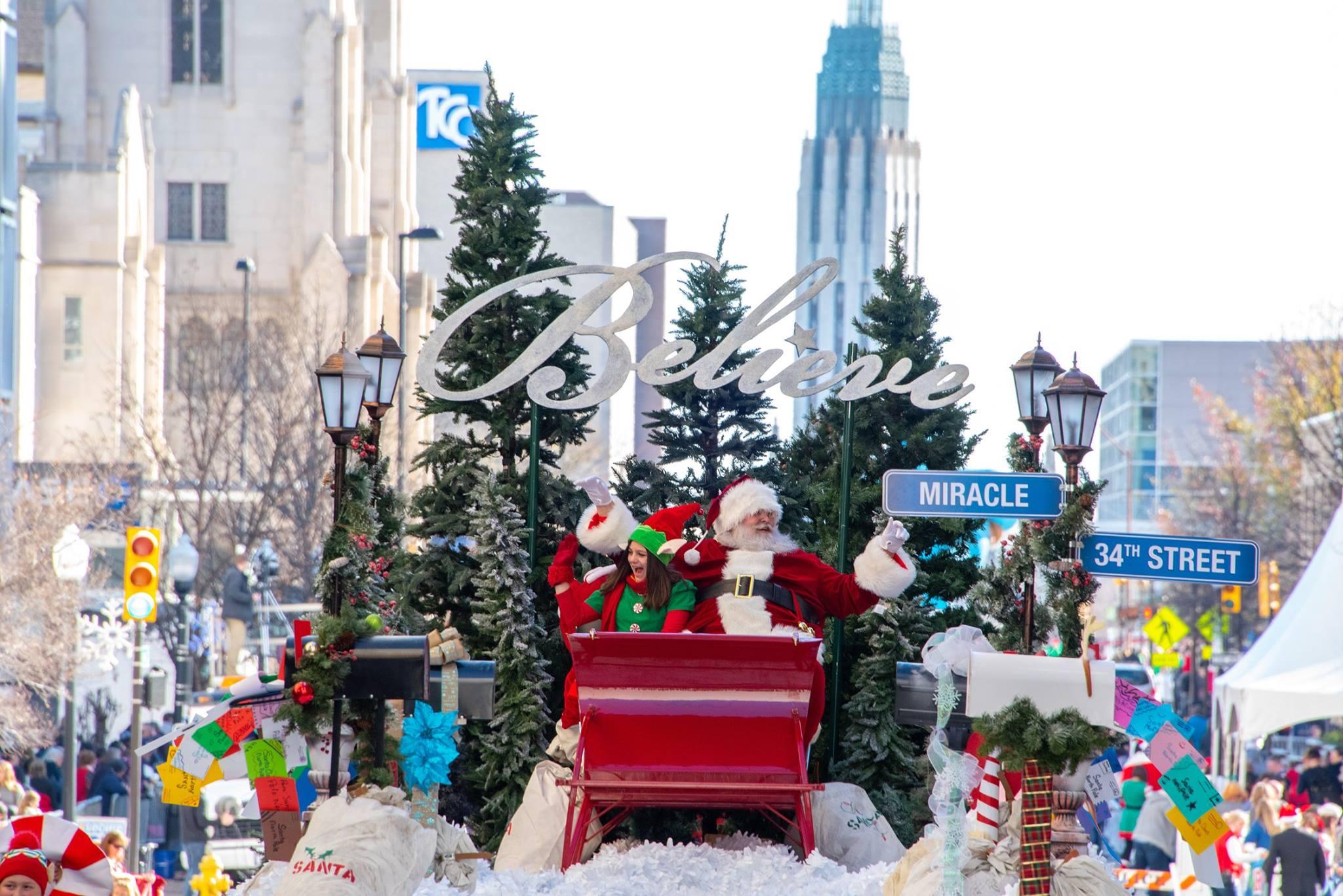 Christmas Day Downtown Parade 2020 Tulsa Makes Plans for 2020 Christmas Parade – Georgia Chron
