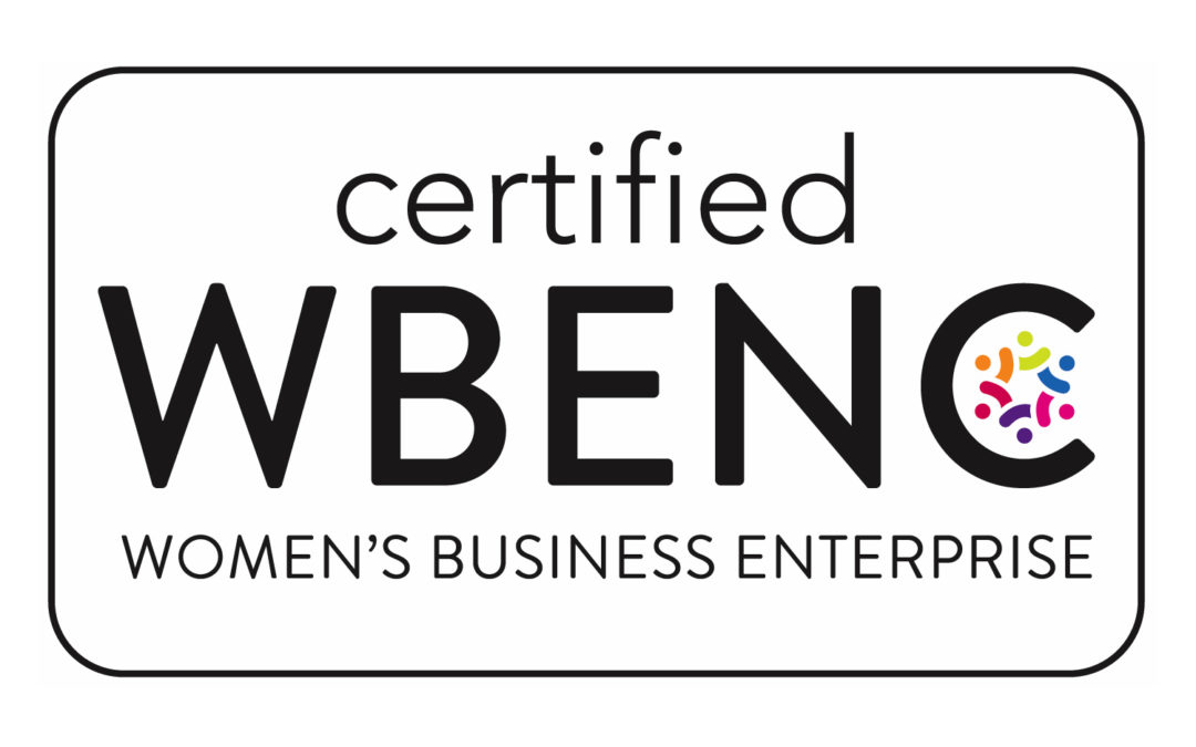 Wbe Seal Certified Wbenc