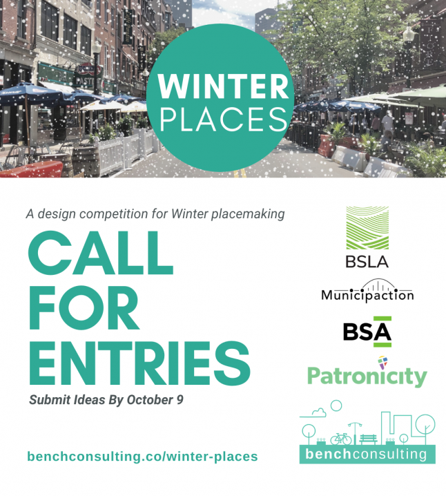 Winter Places Call For Entries